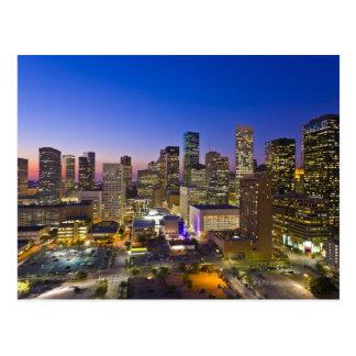 Carte Postale Dowtown Houston