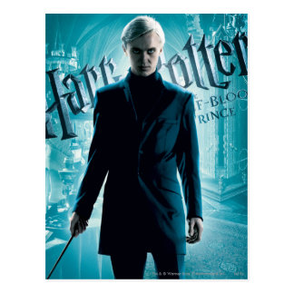 Carte Postale Draco Malfoy