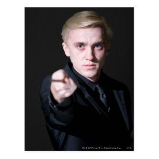 Carte Postale Draco Malfoy 2