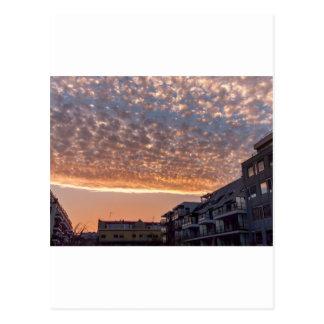 Carte Postale drama sky