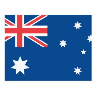 Carte Postale Drapeau australien