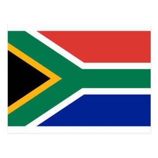 Carte Postale Drapeau de l'Afrique du Sud - Vlag van Suid-Afrika