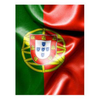 Carte Postale Drapeau du Portugal