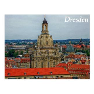 Carte Postale Dresde, Allemagne