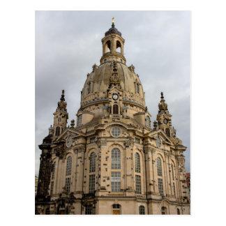 Carte Postale Dresde Frauenkirche