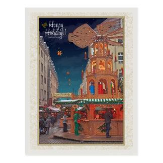 Carte Postale Dresde - Weihnachtspyramide - HH W