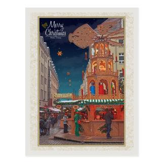 Carte Postale Dresde - Weihnachtspyramide - MC W