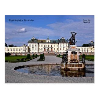 Carte Postale Drottningholm, Stockholm, photo…