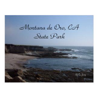 Carte Postale DSCF0308_0144, Montana de Oro, parc de CAState,