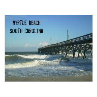 Carte Postale DSCI0589, le Myrte BeachSouth Caroline