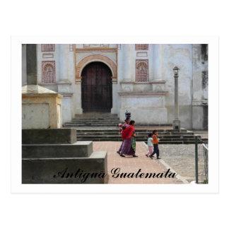 Carte Postale DSCN1409, l'Ancien Guatemala