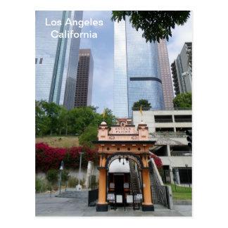 Carte postale du centre de LA !