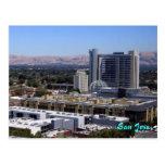 Carte postale du centre de San Jose