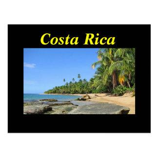 Carte postale du Costa Rica