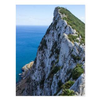 Carte postale du Gibraltar