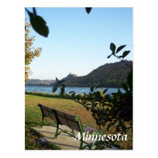 Carte postale du Minnesota