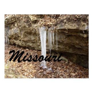 Carte postale du Missouri
