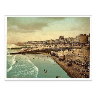 Carte Postale Du pilier, cru Photochro de Brighton, Angleterre