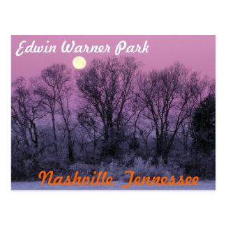 Carte postale du Tennessee