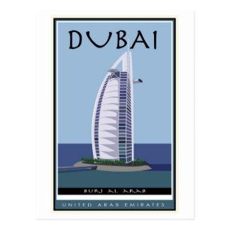 Carte Postale Dubaï