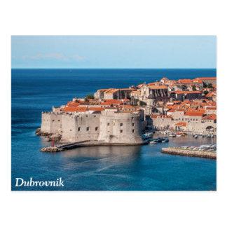 Carte Postale Dubrovnik, Croatie