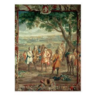 Carte Postale Duc de Marlborough à l'automne de Lille en