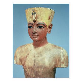 Carte Postale Dummy du jeune port de Tutankhamun