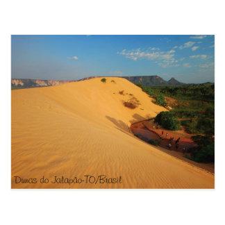 Carte Postale Dunes du Jalapão