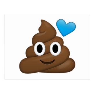 Carte Postale Dunette Emoji