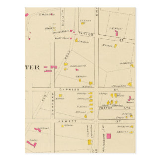Carte Postale E Manchester, Bakerville, salle 6