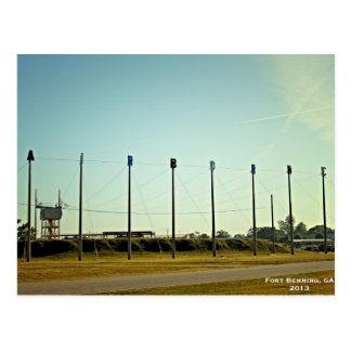 Carte Postale École aéroportée