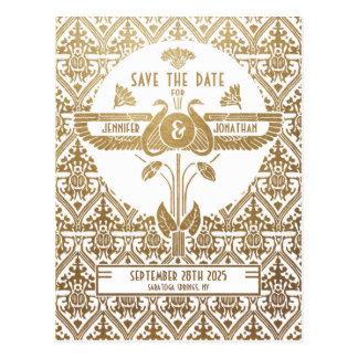 Carte Postale Économies de mariage de Nouveau d'Egyptien les