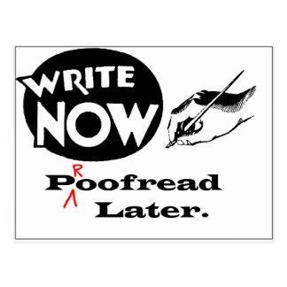 Carte Postale Écrivez maintenant - corrigé sur épreuves plus