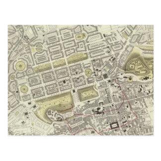 Carte Postale Edimbourg