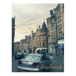 Carte Postale Edimbourg apaisant