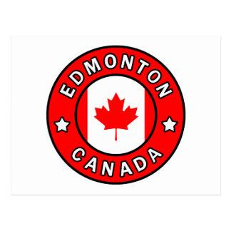 Carte Postale Edmonton Canada