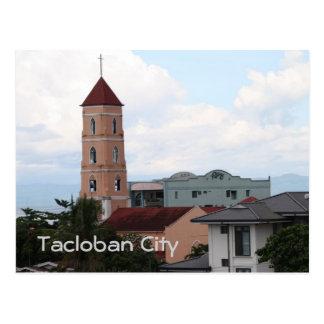 Carte Postale Église de Santo Niño, ville de Tacloban