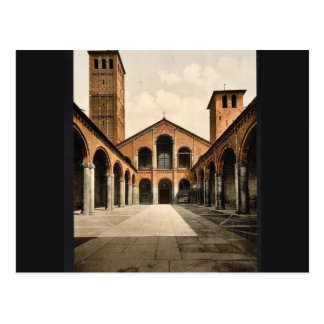 Carte Postale Église de St Ambrosius, classique Photoch de