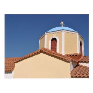 Carte Postale Église grecque