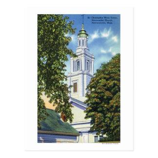 Carte Postale Église universaliste