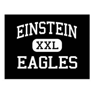 Carte Postale Einstein - Eagles - junior - Appleton le Wisconsin