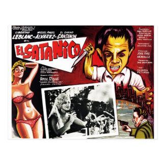 Carte Postale EL Satanico