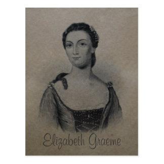 Carte Postale Elizabeth Graeme Fergusson II
