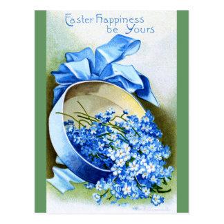 Carte Postale Ellen H. Clapsaddle : Boîte de myosotis