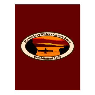 Carte Postale Emblème de BWCA