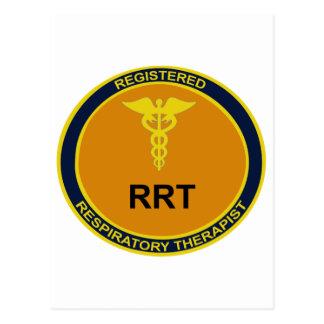 Carte Postale Emblème de RRT