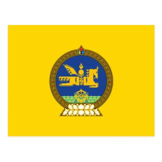 Carte Postale Emblème (mongol) mongol