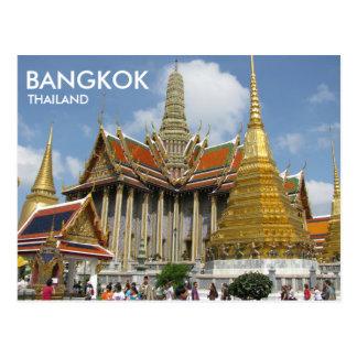 Carte Postale Émeraude Bouddha de Bangkok Thaïlande Wat Phra