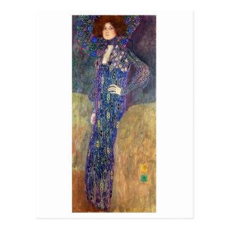 Carte Postale Emilie Floege, 1902