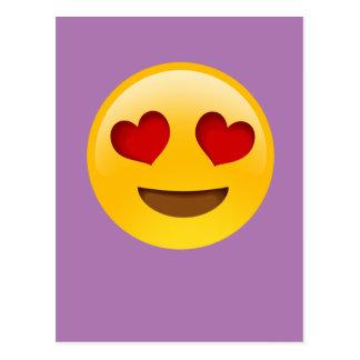 Carte Postale Emoji